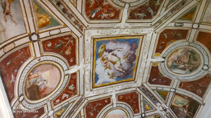 Estate Italiana. Sala Baganza, Rocca San Vitale